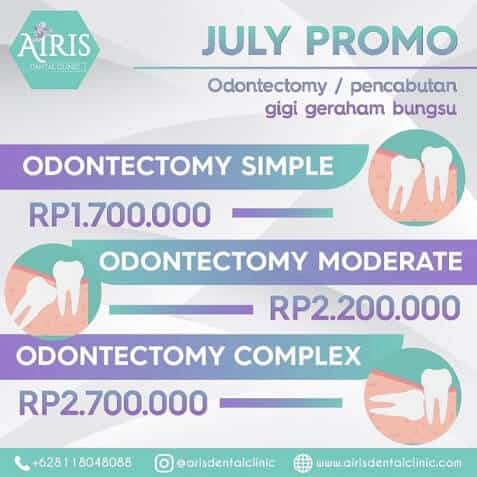Promo Airis Dental Clinic